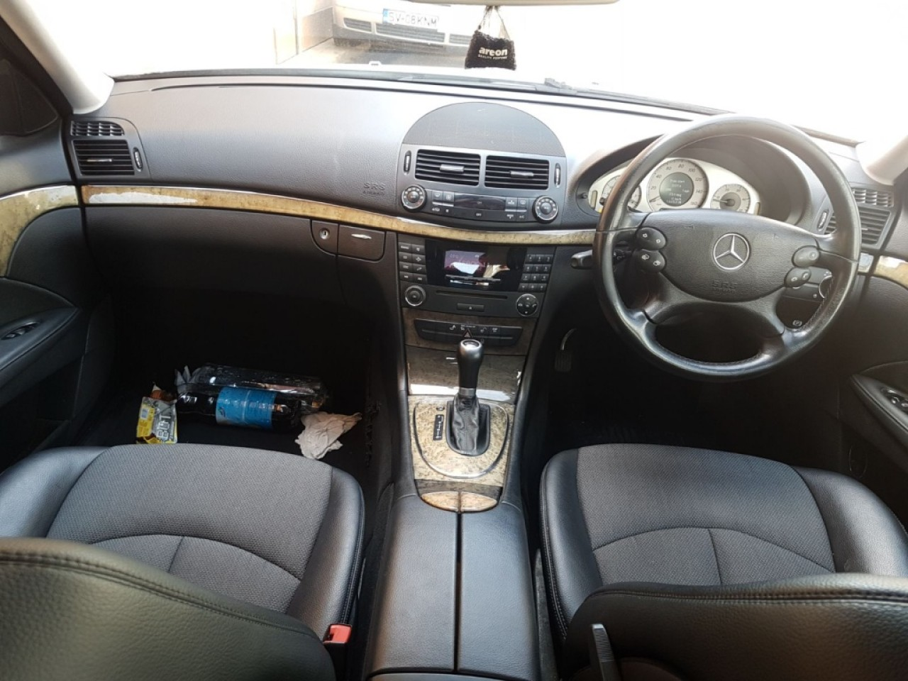 Cotiera Mercedes E-CLASS W211 2008 berlina 2.2