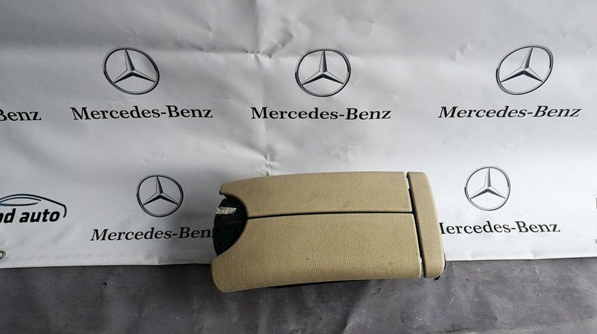 Cotiera Mercedes E class W211 bej