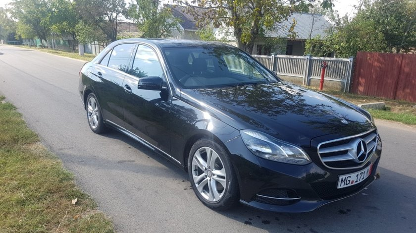 Cotiera Mercedes E-CLASS W212 2015 Berlina FACELIFT E300 bluetec hybrid