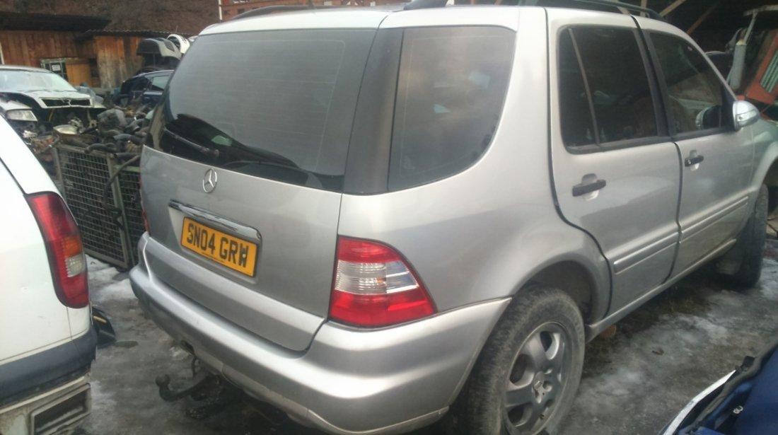 Cotiera Mercedes M-CLASS W163 2004 SUV 2.7 cdi