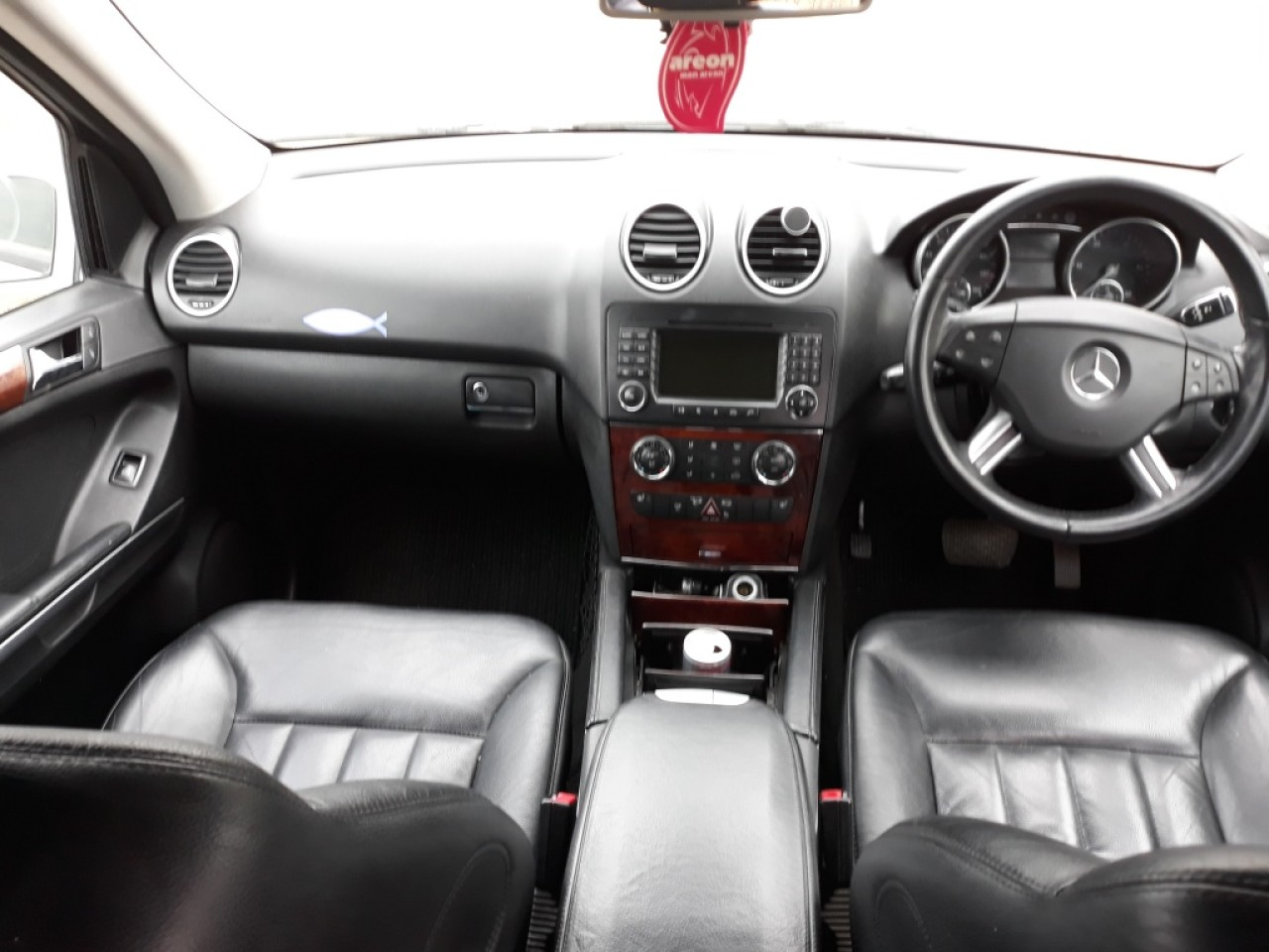 Cotiera Mercedes M-CLASS W164 2007 SUV 3.0