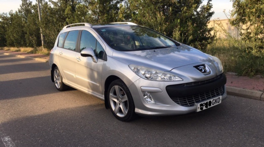 Cotiera Peugeot 308 2009 SW 1.6 HDI
