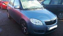 Cotiera Skoda Fabia II 2008 hatchback 1.2