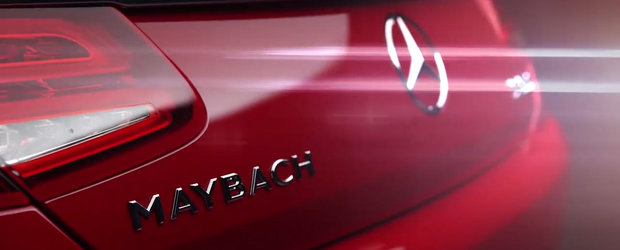 Coupe-ul ramane doar un vis frumos, insa curand vei putea opta pentru un... Maybach 650 Cabriolet