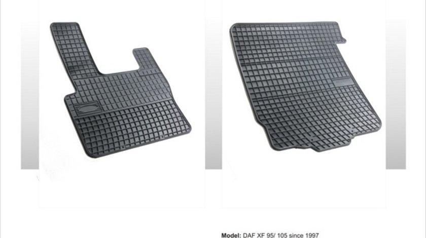 Covoare cauciuc DAF XF 95 / 105 1997-> ( 0079, P110 ) VistaCar