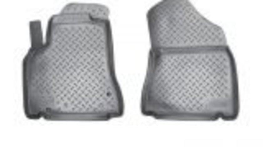 Covoare cauciuc stil tavita Citroen Berlingo II (B9) 2008-2018 ( 2D 3086, A30 ) AutoCars