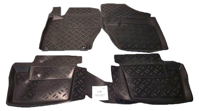 Covoare cauciuc stil tavita Citroen C4 II / DS4 2010-> ( 2D 63302, A10 ) AutoCars
