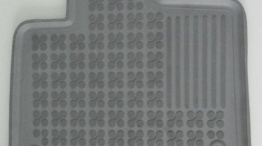 Covoare interior cauciuc gri Covoare interior auto AUDI Q7 dupa 2005 Gri