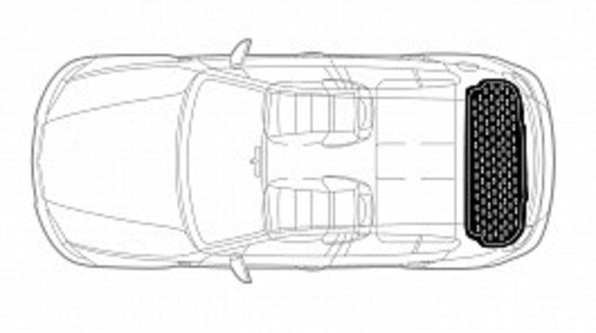 Covor portbagaj tavita Ford Ranger 2011-2018 cabina dubla 4 usi Cod: PB 6172 PBA3 AutoCars