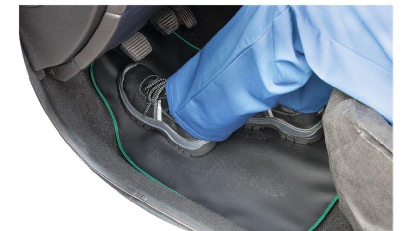 Covoras auto universal auto, din piele ecologica pentru protectie interior masina , Protectus Kft Auto