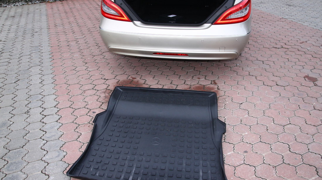 Covoras protectie portbagaj Mercedes Benz CLS W218