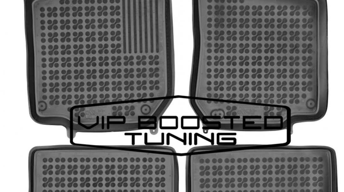 Covorase 3D dedicate tavita cauciuc VW BORA 1998-2005 presuri covoare