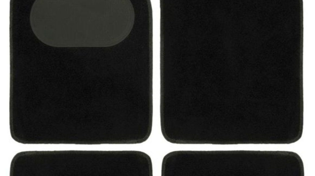 Covorase auto (cauciuc textile, 4 bucati, culoare anthracite) VOLVO 340-360; ALFA ROMEO 155, 164, 33; AUDI 100, 200, A8; BMW Seria 5 (E34), 7 (E38); CITROEN AX, BERLINGO, BX, C2, C3 I, C5 II, CX II, S