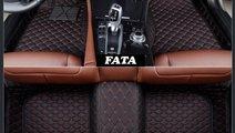 Covorase auto LUX PIELE 5D Audi Q5 2008-2017 ( 5D-...