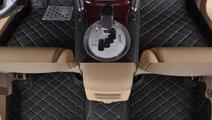 Covorase auto LUX PIELE 5D BMW X6 F16 2015-> ( 5D-...