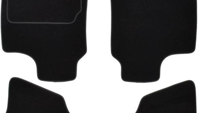 Covorase auto (set, velur, 4 bucati, culoare negru) OPEL ASTRA G, ASTRA G CLASSIC CARA intre 1998-2009