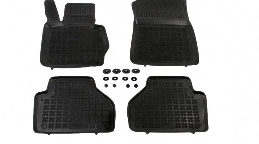 Covorase BMW X3 , (F25) dupa 11.2010-04.2014 , presuri tip tavita marca Rezaw Plast Kft Auto