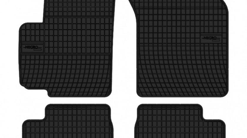 Covorase Fiat Sedici Suzuki Swift 2005- SX4 2006-2013 , presuri BestAutoVest, negre , 4 buc.