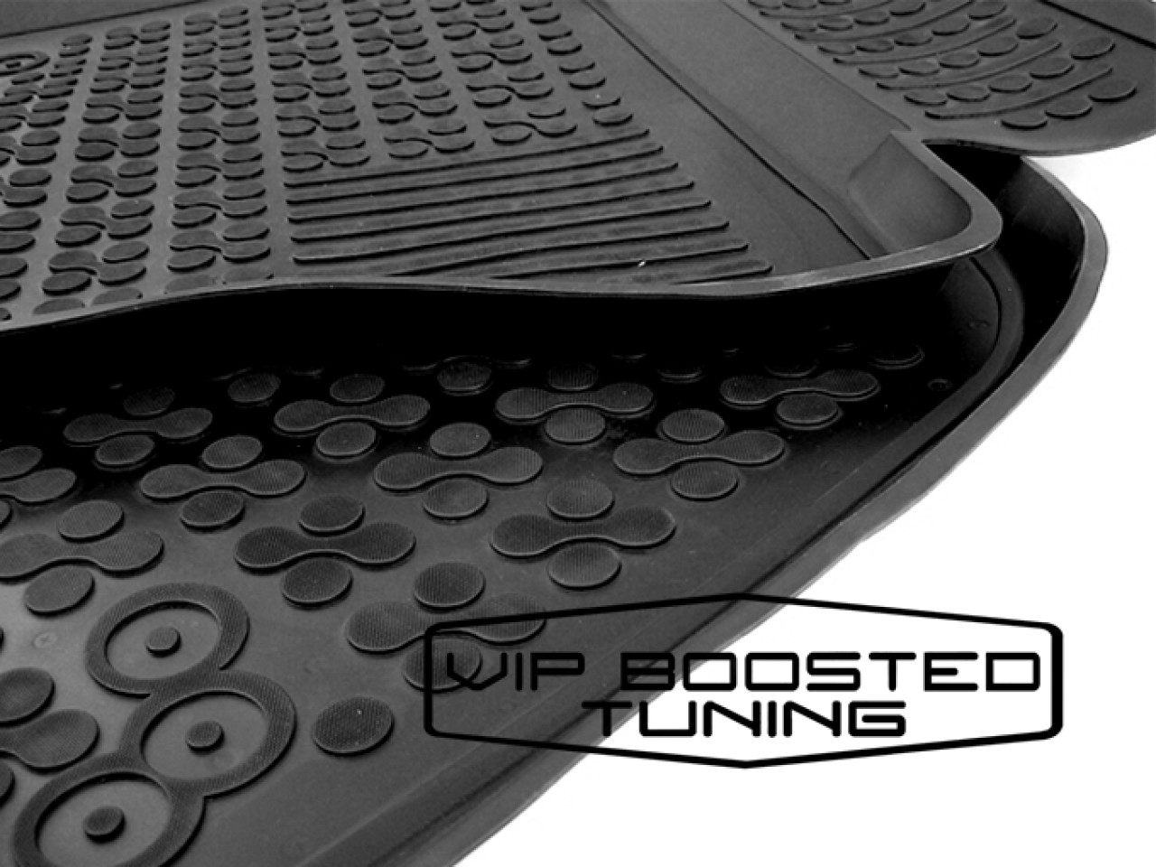 Covorase interior cauciuc 3D dedicate tip tavita BMW F01 2008-2015 presuri covoare