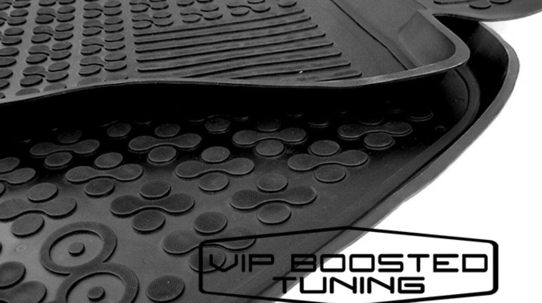 Covorase interior cauciuc 3D dedicate tip tavita AUDI A4 B8 (03/2008-2015)