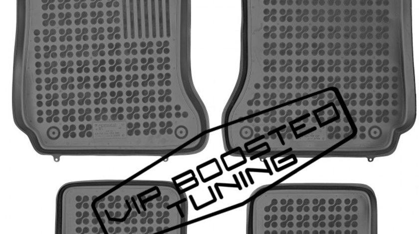 Covorase interior cauciuc 3D dedicate tip tavita MERCEDES W204 C-Class 2007-2014