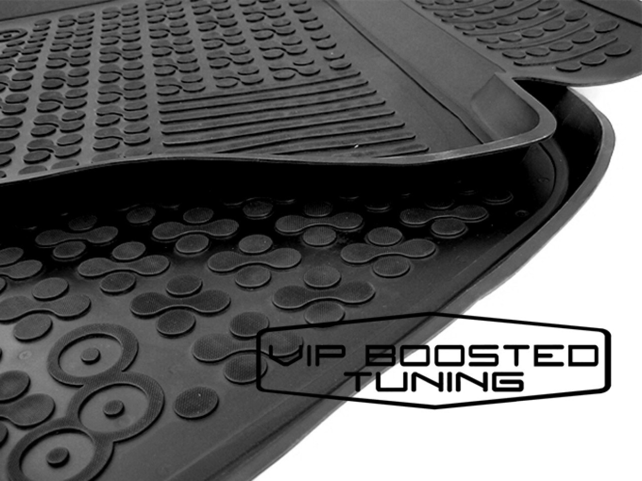 Covorase interior cauciuc 3D dedicate tip tavita BMW Seria 3 F34 GT 2013+