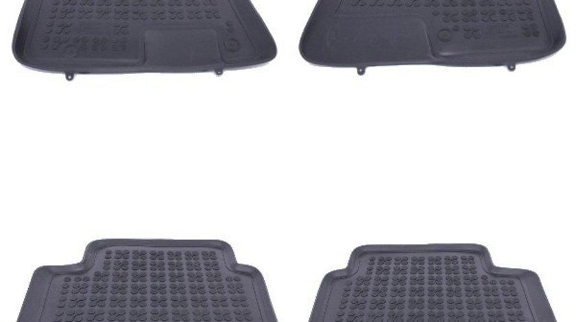 Covorase Presuri Auto Negru din Cauciuc HYUNDAI i30 II Hatchback/Wagon 2012-; compatibil cu KIA Cee'd II Hatchback/Wagon 2012-2018, Pro_Cee'd 2013-2018