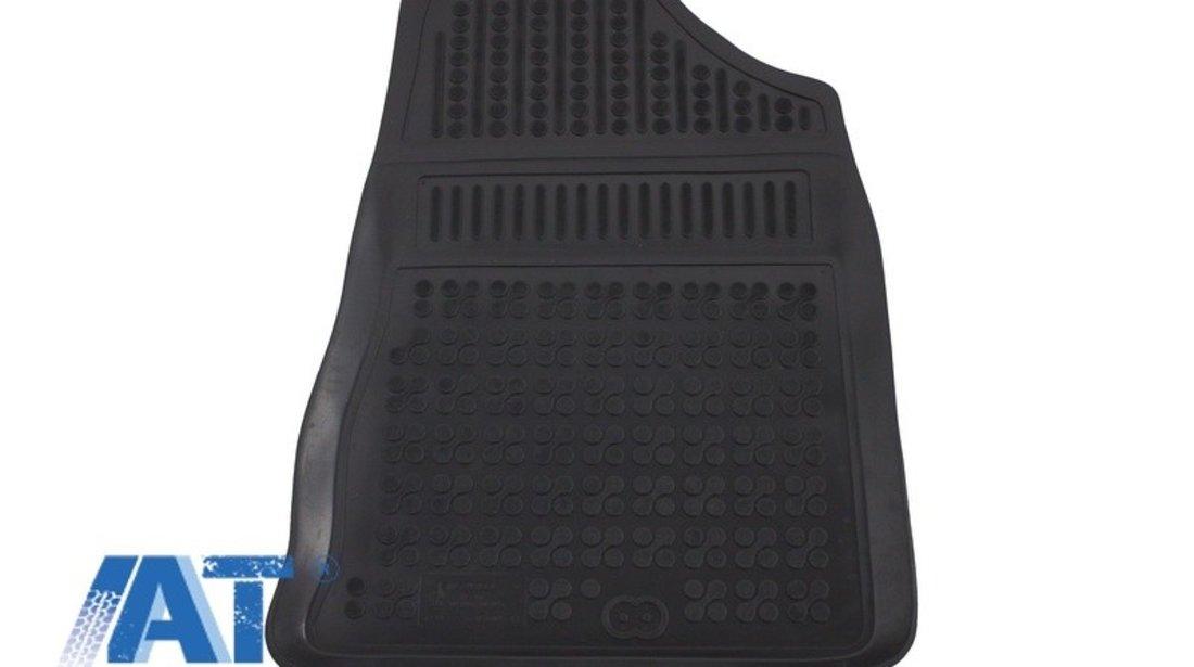 Covorase Presuri Auto Negru din Cauciuc compatibil cu KIA Sorento III 2015-