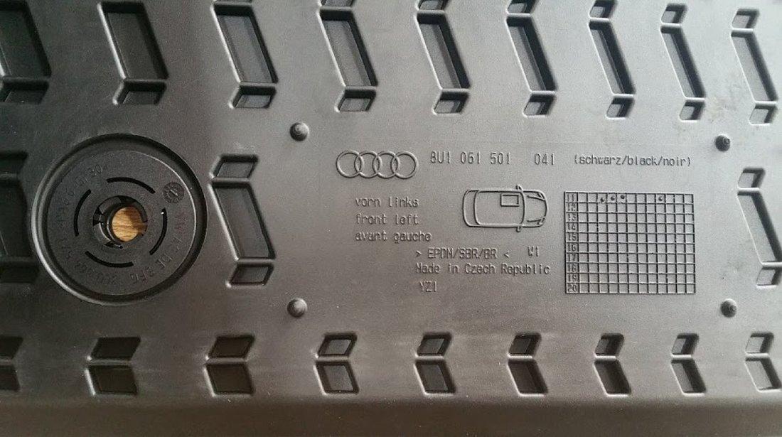 Covorase ( presuri) Cauciuc originale Audi Q3 (2011-15)