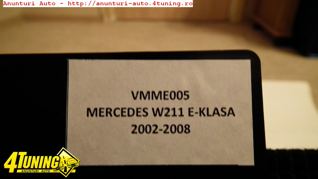 COVORASE PRESURI MERCEDES C klass W202,203,204,205, E klass W211,212, ML,GLK, GLE,S klass W 221,W222