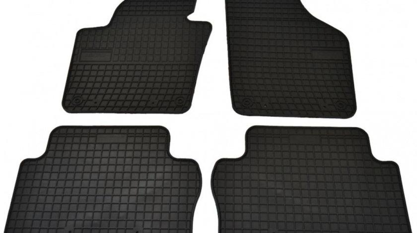 Covorase Seat Alhambra 2 2010- Vw Sharan 5 locuri 2010- , presuri BestAutoVest, negre , 4 buc.
