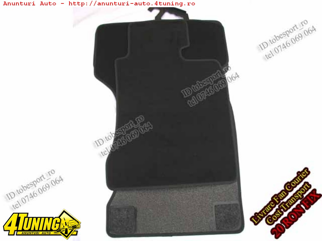 Covorase Textil BMW E36 E46 E39 E60 E90 made in germany