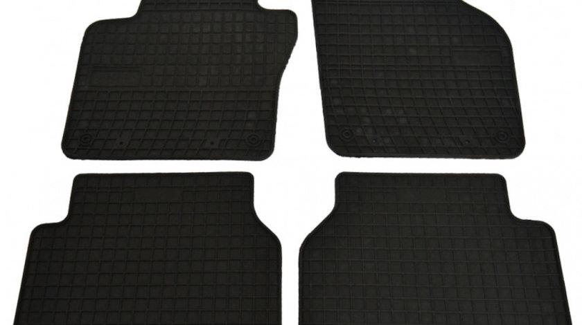 Covorase Volkswagen Tiguan 2008- , presuri BestAutoVest, negre , 4 buc.