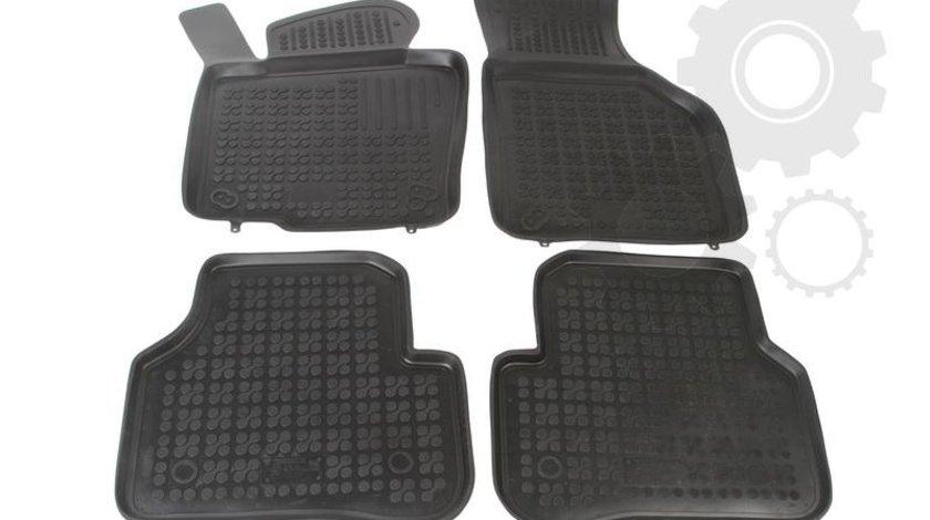Covorase VW Passat B6/B7 din 2005-2015; Passat CC (357) 2008-; CC (358) 2012-; B7 Alltrack 2012-; Tiguan 2007-2016, Jetta (1B) 07.2010-; presuri tip tavita marca Rezaw Plast Kft Auto