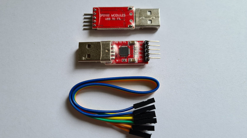 CP2102 USB 2.0 to TTL UART Module 5Pin Serial Converter STC Replace FT232