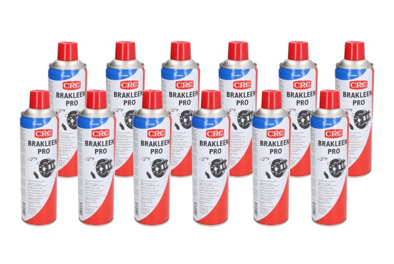 Crc pachet 12 buc spray curatat frana 500ml