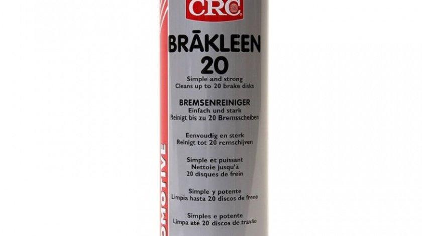 Crc Spray Curatat Frana Brakeleen 20 500ML