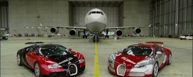 Crearea unei capodopere: Cum ia nastere Bugatti Veyron
