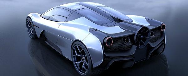 Creatorul celebrului McLaren F1 lanseaza o super masina cu motor V12 si ventilator pentru aerodinamica imbunatatita