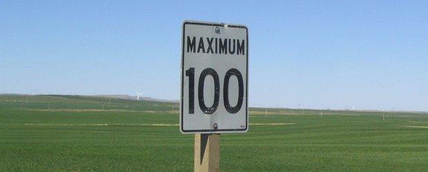 Creste limita de viteza in oras si pe drumurile europene