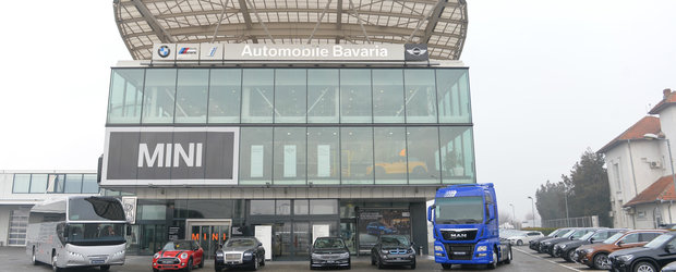 Crestere semnificativa pentru Automobile Bavaria in 2015 la vanzari si servicii