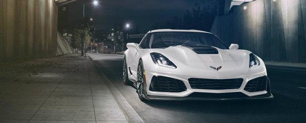 Crezi ca noul Corvette ZR1 duce lipsa de putere? Hennessey tocmai a anuntat ca ii poate oferi 1.200 de cai