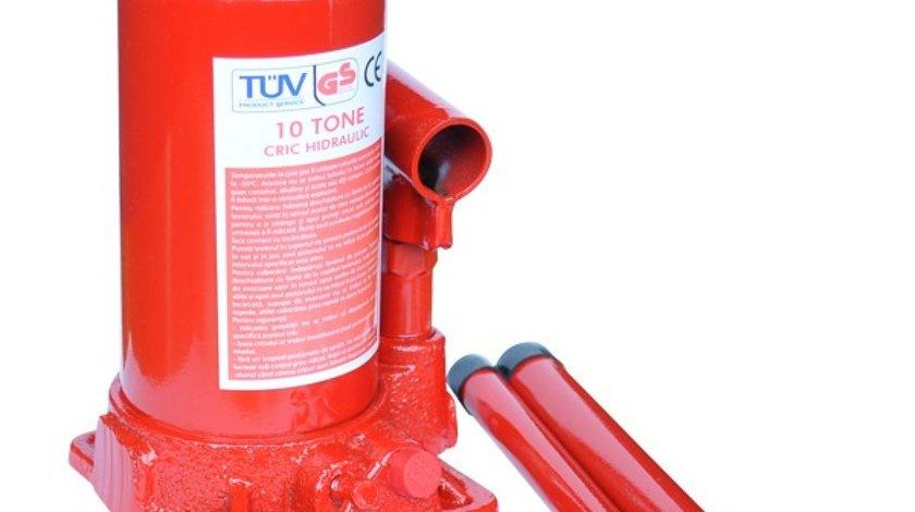 CRIC HIDRAULIC 10 TONE (TUV-GS.CE) FASTR 14008 <br>