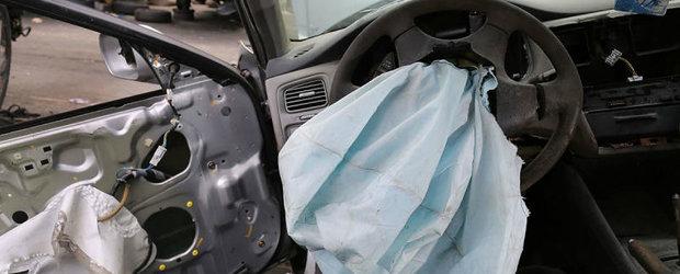 Criza airbagurilor defecte se adanceste. Alte cinci milioane de masini sunt rechemate in service