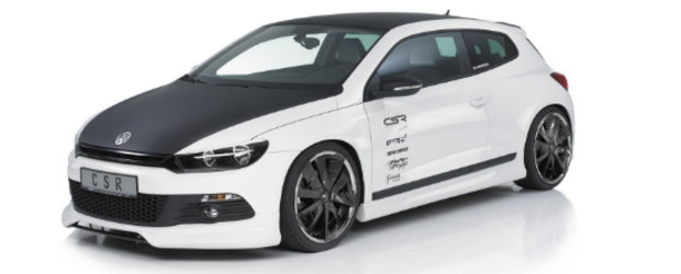 CSR are un pachet atragator pentru VW Scirocco