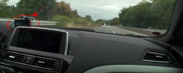 Cu 301 kilometri la ora pe drumurile publice