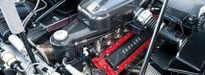Cu 375.000 de dolari iti poti cumpara un Rolls-Royce Cullinan...sau motorul unui Ferrari ENZO