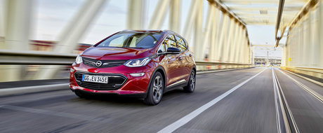 Cu asta le inchide gura tuturor. Opel Ampera-e a reusit sa parcurga 750 de kilometri cu o singura incarcare