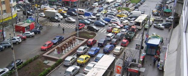 Cu ce mergem prin Bucuresti: masina, bicicleta, motorul, metroul sau RATB?