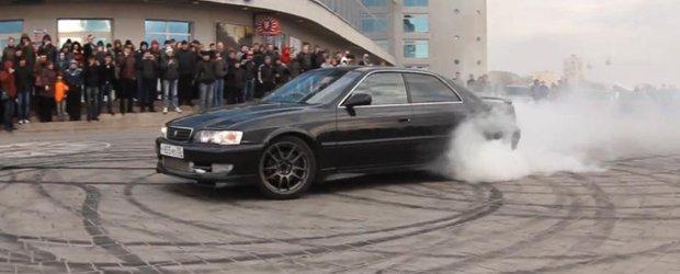 Cu dragoste, din Rusia: documentarul despre driftul de strada